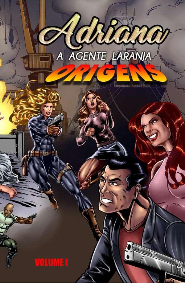 Adriana, a Agente Laranja Origens