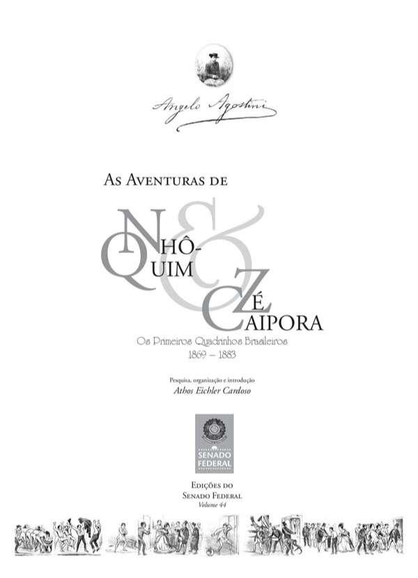 As aventuras de Nhô-Quim & Zé Caipora