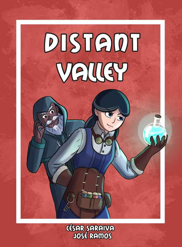 Distant Valley: Ainda mais Distant