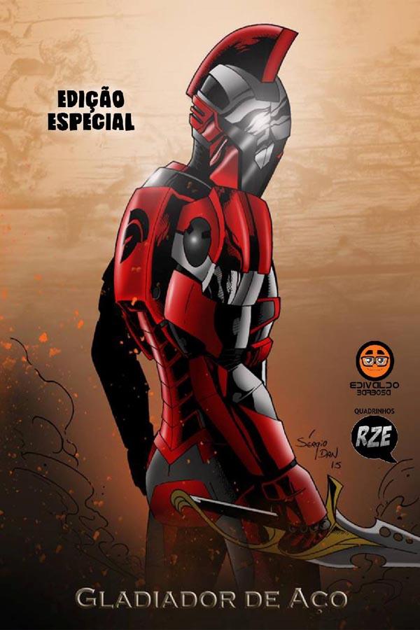 Gladiador De Aço